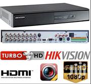 Hikvision Turbo HD 16 Channel CCTV Digital Video DVR 1080p | Cameras, Video Cameras & Accessories for sale in Nairobi, Nairobi Central