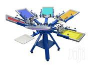 Screen Printer Equipment Machine 6 Station 6 Colors | Computer Accessories  for sale in Nairobi, Nairobi Central