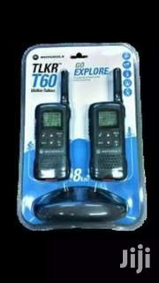 Motorola T-60 Walkie Talkie For Sale Yaya Kilimani | Audio & Music Equipment for sale in Nairobi, Kilimani