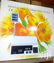 30kgs Digital Price Computing Weighing Scale Machine | Measuring & Layout Tools for sale in Nairobi, Nairobi Central