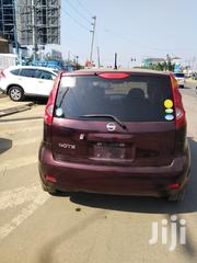 Nissan Note 2012 Red | Cars for sale in Nairobi, Makina