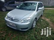 Toyota Allex 2006 Silver | Cars for sale in Mombasa, Majengo
