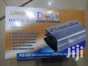 Car Power Inverter Dc To AC   Vehicle Parts & Accessories for sale in Nairobi, Nairobi Central