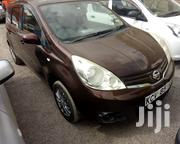 New Nissan Note 2012 1.4 Brown | Cars for sale in Kiambu, Township C