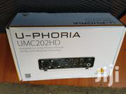Behringer Usb Audio Interface Sound Card | Audio & Music Equipment for sale in Nairobi, Nairobi Central