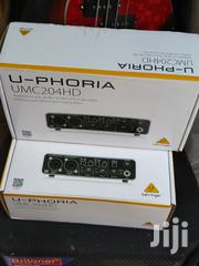 Behringer USB Audio Interface Sound Card Umc 204 | Audio & Music Equipment for sale in Nairobi, Nairobi Central
