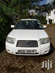 Subaru Forester 2008 White | Cars for sale in Nairobi, Kileleshwa