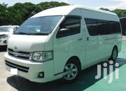 Toyota HiAce 2012 White | Buses for sale in Nairobi, Nairobi South