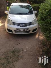 Nissan Note 2013 Silver | Cars for sale in Machakos, Athi River