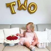 Two Letter Foil Balloon For 2nd Birthday Party | Home Accessories for sale in Kiambu, Uthiru