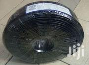 200M RG59 Coaxial With Power CCTV Cameras Cable Reel- Black   Cameras, Video Cameras & Accessories for sale in Nairobi, Nairobi Central