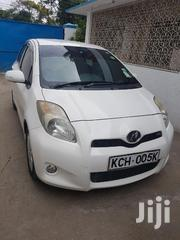Toyota Vitz 2011 White | Cars for sale in Mombasa, Shimanzi/Ganjoni