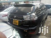 Toyota Harrier 2012 Black | Cars for sale in Mombasa, Mji Wa Kale/Makadara