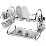 2 Tier Stainless Dish Rack | Kitchen & Dining for sale in Nairobi, Nairobi Central