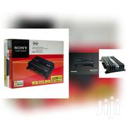 BRANDNEW SONY AMPLIFIER 500 WATTS XM-N502 | Vehicle Parts & Accessories for sale in Nairobi, Nairobi Central