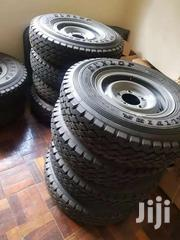 Rims & Dunlop Tube Tyres 7.50 X16 | Vehicle Parts & Accessories for sale in Nairobi, Mugumo-Ini (Langata)