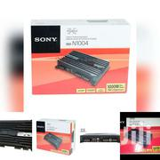 BRANDNEW XM-N1004 SONY AMPLIFIER  1000 WATTS | Vehicle Parts & Accessories for sale in Nairobi, Nairobi Central