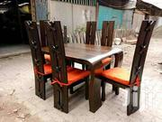 Mahogany Dinning Six Seater Table | Furniture for sale in Nairobi, Nairobi Central