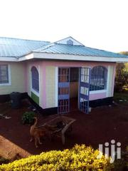 Plot With A 3 Bedroom Permanent House | Land & Plots For Sale for sale in Nandi, Ndalat