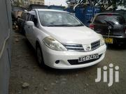 New Nissan Tiida 2011 1.6 Visia White | Cars for sale in Nairobi, Kariobangi South