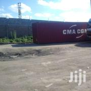 Container With All Necessary Papers Forty Fit Cube | Commercial Property For Sale for sale in Kiambu, Hospital (Thika)