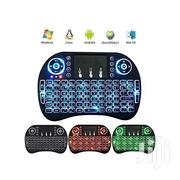 Wireless Mini Keyboard With Mouse Touchpad | Musical Instruments for sale in Nairobi, Nairobi Central