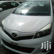 New Toyota Vitz 2012 White | Cars for sale in Mombasa, Shimanzi/Ganjoni