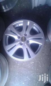 15inch Alloy Chrome Rims Exjapan"
