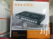 Ads 7 Band Parametric Equalizer With Subwoofer Output New In Shoo | Audio & Music Equipment for sale in Nairobi, Nairobi Central