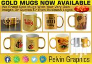 Gold Mugs Available | Other Services for sale in Nairobi, Nairobi Central