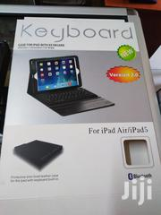 Bluetooth I Pad Leather Cover With Keyboard | Musical Instruments for sale in Nairobi, Nairobi Central