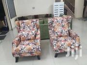 Beautiful Flowery Pair Of Armchairs | Furniture for sale in Nairobi, Eastleigh North