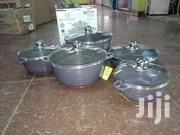 Purple Ash Granite Coated Cookware Set | Kitchen & Dining for sale in Nairobi, Nairobi Central
