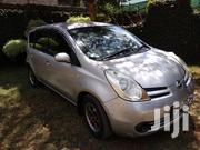 Nissan Note 2006 1.6 Acenta Silver | Cars for sale in Nairobi, Nairobi Central