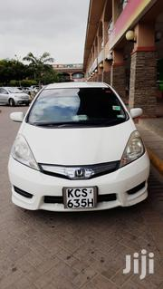 Honda Fit 2011 Automatic White | Cars for sale in Mombasa, Mkomani
