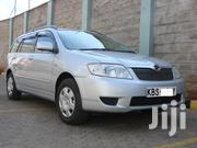 Toyota Fielder 2005 Silver | Cars for sale in Laikipia, Ngobit