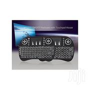 Mini 2.4ghz Mini Wireless Keyboard With Touchpad Mouse | Musical Instruments for sale in Nairobi, Nairobi Central
