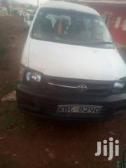 Toyota Townace 2001 White | Cars for sale in Nakuru, Lanet/Umoja