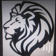 The Mighty Lion Sticker | Vehicle Parts & Accessories for sale in Nairobi, Nairobi Central