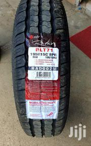 195r15 Radar Tyre's Is Made In Thailand | Vehicle Parts & Accessories for sale in Nairobi, Nairobi Central
