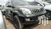 Toyota Land Cruiser Prado 2009 Black | Cars for sale in Nairobi, Ngara