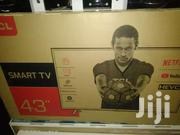 TCL 43 Inch Smart TV With Internet Connection With One Year Warranty | TV & DVD Equipment for sale in Nairobi, Nairobi Central