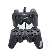 UCOM Double - PC USB Dualshock Game Controller Twin Pad | Video Game Consoles for sale in Nairobi, Nairobi Central