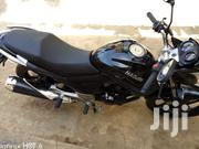 Haojin Bike 200cc 2017 Black | Motorcycles & Scooters for sale in Kwale, Gombato Bongwe