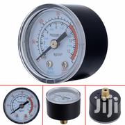 Male Thread Air Compressor Hydraulic Fluid Pressure Gauge For Air | Vehicle Parts & Accessories for sale in Nairobi, Nairobi Central