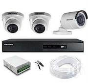 Three CCTV Camera Kit Sale and Installation | Security & Surveillance for sale in Nairobi, Nairobi Central