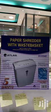 Atlas Shredder 5sheets | Stationery for sale in Nairobi, Nairobi South
