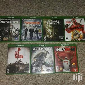 Xbox One Games Pre Owned