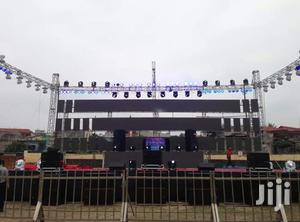 Stage,Aluminium Trussing,Lights,Screen, Barriers For Hire