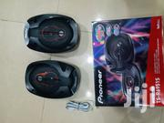 Original 400watts Pioneer TS-R6951S Oval Speakers New In Shop | Vehicle Parts & Accessories for sale in Nairobi, Nairobi Central